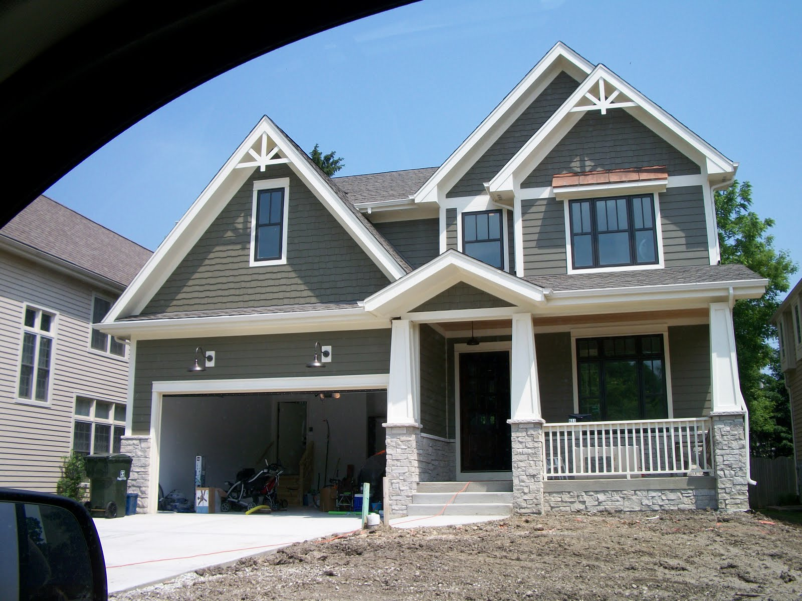 exterior home painting in tampa